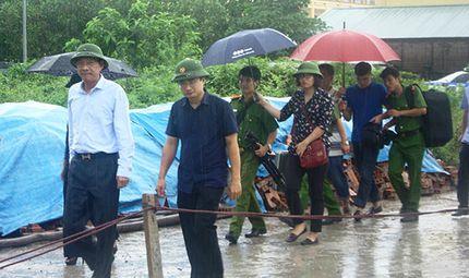 An ninh - Hình sự - Vụ 4 bà cháu bị sát hại ở Uông Bí: Nghi vấn 3 con chó trông nhà không sủa?
