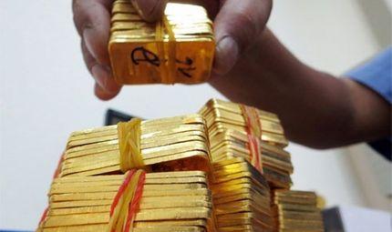 Thị trường - Giá vàng chiều nay 27/10: Vàng SJC tăng trở lại