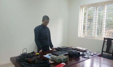 An ninh - Hình sự - Gã thợ làm rèm trộm cắp gần 2 tỷ đồng ở các khu chung cư