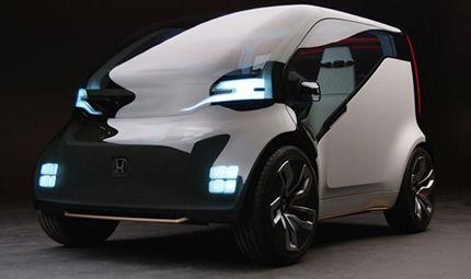 """Thế giới Xe - Honda giới thiệu mẫu xe giúp """"kiếm tiền tối ưu"""" tại CES 2017"""