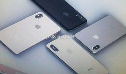 Sản phẩm số - Lộ 4 màu sắc của iPhone 8
