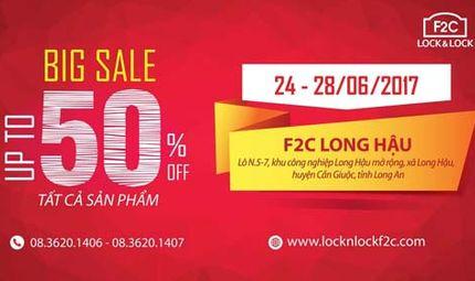 Tư vấn tiêu dùng - Lock&Lock ưu đãi cực shock lên đến 50% chỉ trong 5 ngày