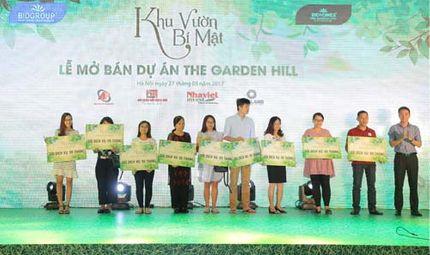 Thị trường - Chiết khấu lên đến 9,99% khi mua căn hộ The Garden Hill- 99 Trần Bình