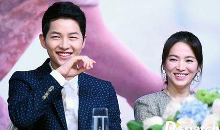 Người trong cuộc - Song Joong Ki lên tiếng về chuyện kết hôn, hứa hẹn trọn đời với Song Hye Kyo