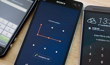 Sản phẩm số - Cách mở khoá Android khi quên mật khẩu chỉ mất vài giây