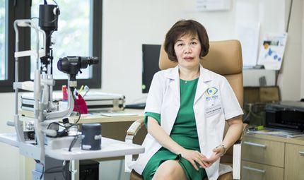 Y tế sức khỏe - TS. Bích Ngọc: Hơn 30 năm cống hiến cho đôi mắt, sáng cả một tấm lòng
