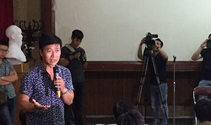 """Chuyện làng sao - Cuộc đối thoại """"nảy lửa"""" giữa nghệ sĩ hãng Phim truyện Việt Nam và ban lãnh đạo mới"""