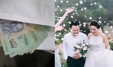 Gia đình - Tình yêu - Nên tổ chức đám cưới ở đâu, tính toán thế nào để có nhiều tiền mừng nhất?