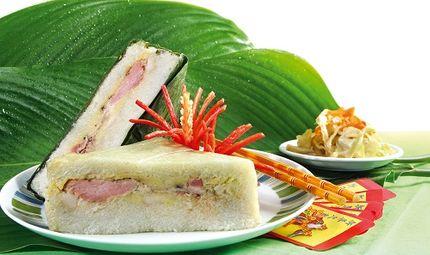 Ăn - Chơi - 80% người Việt không biết công dụng chữa bệnh tuyệt vời từ bánh chưng