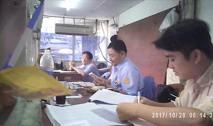 """Tin trong nước - Tạm đình chỉ nhiều cán bộ để làm rõ nghi vấn thu """"hụi chết"""" ở các bến xe buýt Sài Gòn"""