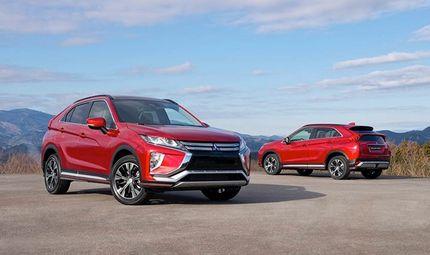 """Tin tức - """"Soi"""" mẫu xe Mitsubishi Eclipse Cross giá chỉ 526 triệu đồng"""