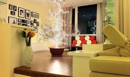 Nhà đẹp - Bí quyết trang trí nhà cửa đón Tết theo phong thủy