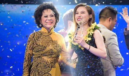 Tin tức - Giang Hồng Ngọc đăng quang Cặp đôi Hoàn hảo: Trữ tình & Bolero