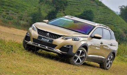 Tin tức - Bảng giá xe ô tô Peugeot tháng 3/2018 mới nhất tại Việt Nam