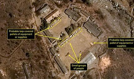 Tin thế giới - Triều Tiên bắt đầu tháo dỡ bãi thử nghiệm hạt nhân Punggye-ri