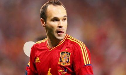 Tin tức - World Cup 2018: Đội hình Tây Ban Nha vắng tên Fabregas, Morata