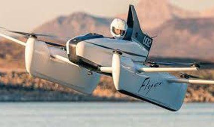Tin tức - Video: Xe bay đã xuất hiện, nỗi ám ảnh tắc đường dần biến mất?