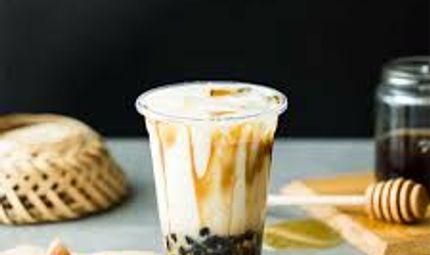 """Tin tức - Cách làm thức uống """"hot trend"""" sữa tươi trân châu đường đen thử là mê"""