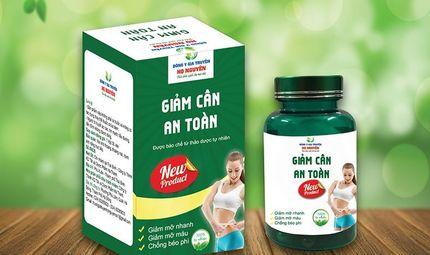"""Quyền lợi tiêu dùng - Cục An toàn thực phẩm """"sờ gáy"""" cơ sở sản xuất thuốc giảm cân họ Nguyễn new"""