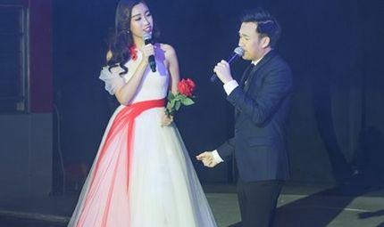 Tin tức - Bất ngờ trước khả năng hát hò của Hoa hậu Đỗ Mỹ Linh khi song ca cùng Dương Triệu Vũ
