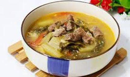 Tin tức - Cách nấu canh dưa thịt bò nóng hổi chua ngon