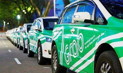 """Tin tức - GrabCar, taxi công nghệ sắp phải gắn mào """"TAXI"""" cố định trên nóc xe?"""