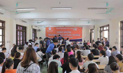 Tuyển sinh - Du học - Nguyện vọng đăng ký đại học vào các trường ngoài công lập tăng đột biến năm 2018