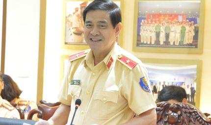 Tin tức - Thiếu tướng Vũ Đỗ Anh Dũng làm Cục trưởng Cục CSGT