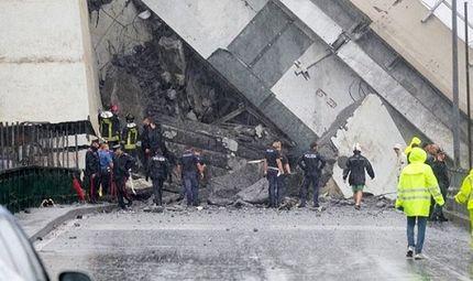 Tin thế giới - Sập cầu ở Italy: Thảm họa được cảnh báo từ 6 năm trước