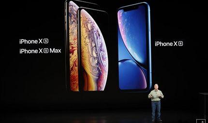 """Tin thế giới - Apple ra mắt mẫu iPhone cấu hình và kích thước """"khủng"""" nhất từ trước tới nay"""