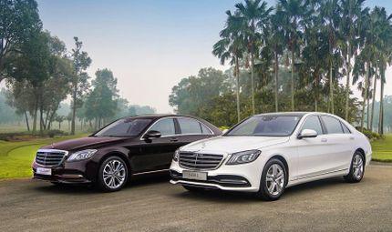 Theo dòng - Bảng giá xe ô tô Mercedes-Benz mới nhất tháng 12/2018: Maybach S 650 giá 14,499 tỷ đồng