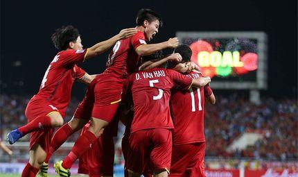 Tin tức - Cập nhật chung kết AFF Cup 2018: Việt Nam bừng sắc đỏ chờ cúp vàng