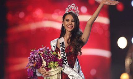 Tin tức - Tân Hoa hậu Hoàn vũ Catriona Gray: Nhan sắc nữ thần và hơn thế nữa
