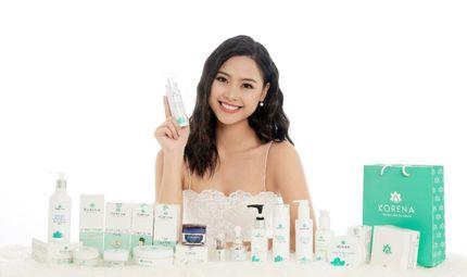 Sức khoẻ - Làm đẹp - Hoa hậu biển Đào Thị Hà chia sẻ suy nghĩ về nghề kinh doanh mỹ phẩm online