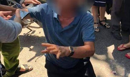 Tin trong nước - Vụ xe Lexus đâm đoàn đưa tang ở Quy Nhơn: Tài xế dọa tông chết người trước khi gây tai nạn?