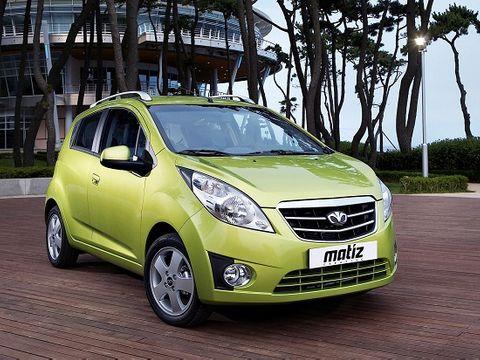 7 mẫu ô tô có giá dưới 300 triệu đồng - Ảnh 4