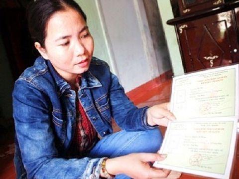 Tố cáo tham nhũng: Nữ hộ sinh kháng cáo án sơ thẩm - Ảnh 1