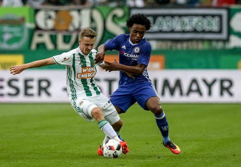 Chelsea thua thảm ở trận ra mắt của Conte - Ảnh 1