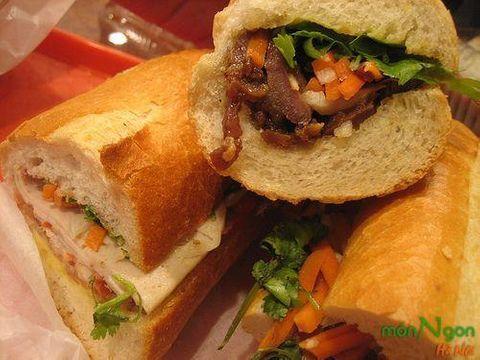 Bánh mì Doner Kebap (Kì 1)  - Ảnh 1