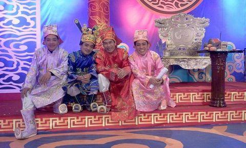 Táo quân 2014 của VTC: Danh hài Chiến Thắng làm Nam Tào - Ảnh 5