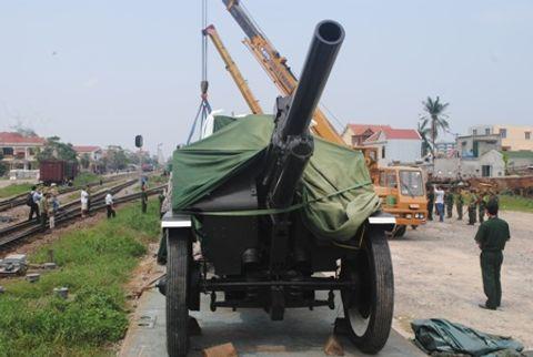 Hình ảnh đoàn xe quân sự phục vụ Lễ tang Đại tướng tại Quảng Bình - Ảnh 6