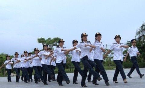 Những nữ quân nhân xinh đẹp của QĐND Việt Nam  - Ảnh 11