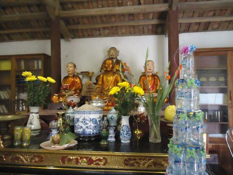 """Ngôi chùa thờ """"Tam tổ Trúc Lâm"""" ở Hà Nội có nguy cơ thành phế tích - Ảnh 1"""