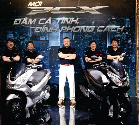 Honda PCX đời 2014 có gì? - Ảnh 1