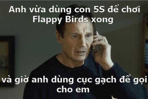 """Hài hước ảnh chế """"sự tức giận"""" của người chơi Flappy Bird  - Ảnh 6"""