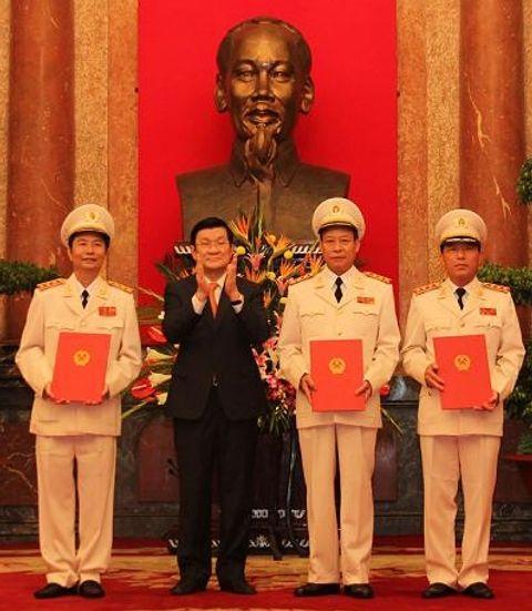 Sự nghiệp Thượng tướng, Thứ trưởng Bộ Công an Phạm Quý Ngọ  - Ảnh 2