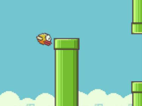 Tuyệt chiêu để chơi Flappy Bird đạt điểm cao - Ảnh 1