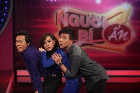 """Trấn Thành """"đụng độ"""" Hoài Linh, Việt Hương trong gameshow mới - Ảnh 3"""