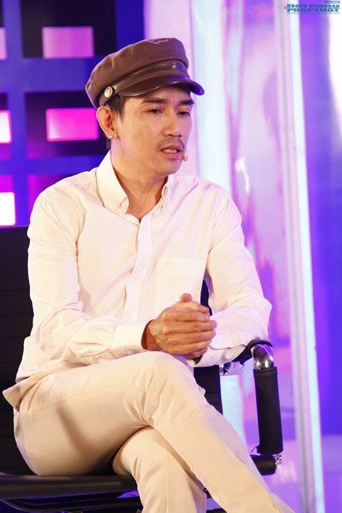 """Vy Oanh giả trai, Hoài Lâm giả gái trong """"Gương mặt thân quen"""" - Ảnh 3"""