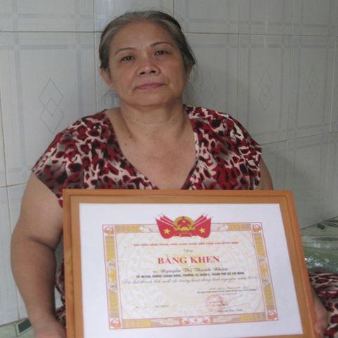 Cảm phục người phụ nữ nghèo 79 lần hiến máu cứu người - Ảnh 2
